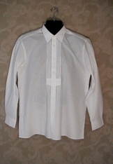 "Men's Traditional Bavarian Shirt  "" Schlupfhemd"""