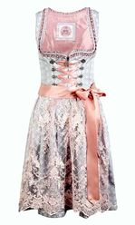 Dirndl Tabea by Marjo Silver and Old Rose